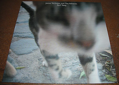 """James Yorkston And The Athletes Surf Song Ltd 7"""" Single New"""
