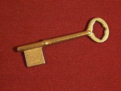 Skeleton Bit Key Vintage Antique Furniture Lock Doors Drawers Padlock ab24