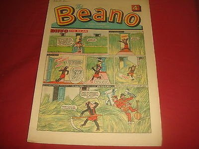 THE BEANO COMIC #1409 July 19th 1969 VGC Silver Age Sixties
