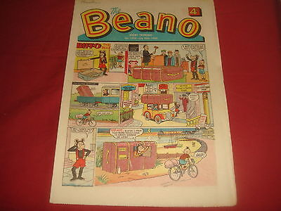 THE BEANO COMIC #1410 July 26th 1969 VGC Silver Age Sixties