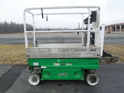 2006 Jlg 1930Es 19' Electric Slab Scissor Lift Manlift 19Ft Platform Lift
