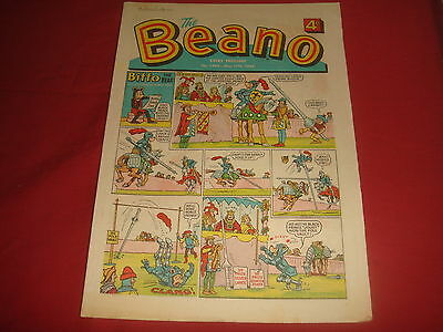 THE BEANO COMIC #1400   May 17th 1969 VGC Silver Age Sixties