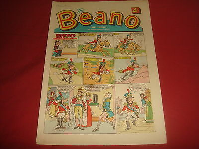 THE BEANO COMIC #1403 June 7th 1969 VGC Silver Age Sixties