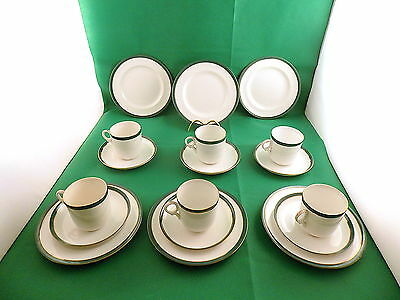 Tuscan China 18 Pieces Coffee Set