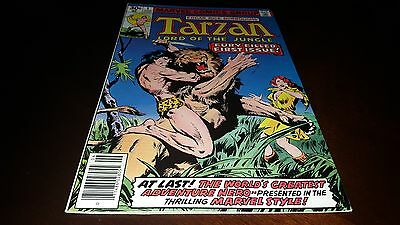 Tarzan Lord Of The Jungle #1 1978 Vf/nm-