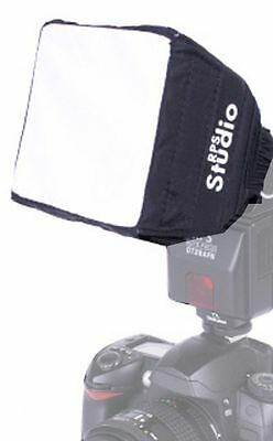 RPS Studio Mini Softbox Diffuser for Speedlites and other brand Flashes (RS3500)