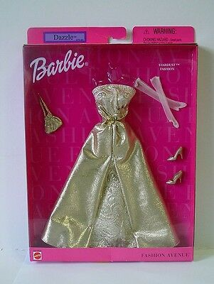 2001 Barbie Outfit ~  Fashion Avenue ~ STARDUST In FASHION ~ NEW in Box