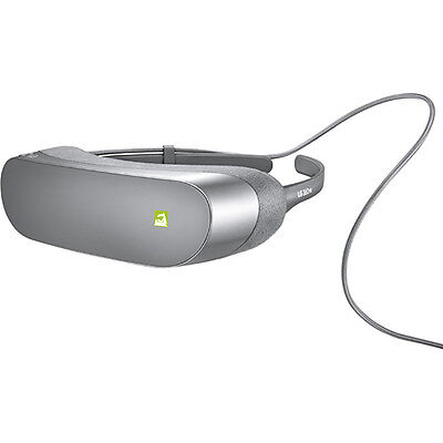 New Genuine LG 360 VR Virtual Reality Headset Titan Silver (LGR100.AEUATS)