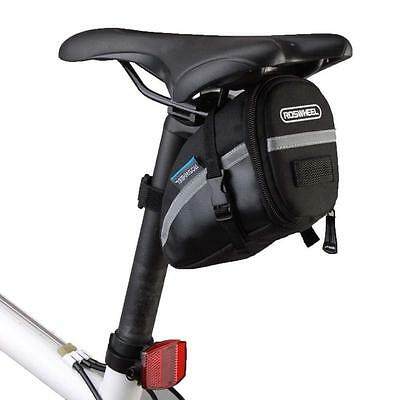 Waterproof Bike Bicycle Cycling MTB Saddle Rear Seat Bag Pouch Tail Storage Y