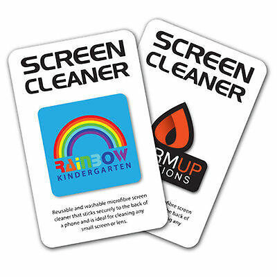 500 x Compact Sticky Screen Cleaner Bulk Gifts Promotion Business Merchandise