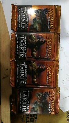 3XMagic The Gathering - 15-Card Booster Pack - Dragons Of Tarkir