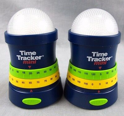 Learning Resources Mini Time Tracker Visual Timer Special Needs ADD ADHD Lotof 2