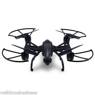 JXD 509W WIFI FPV 720P CAM 2.4GHz Phone Control 4 Channel 6 Axis Gyro Quadcopter