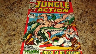 Jungle Action #2 (Dec 1972, Marvel) F/VF