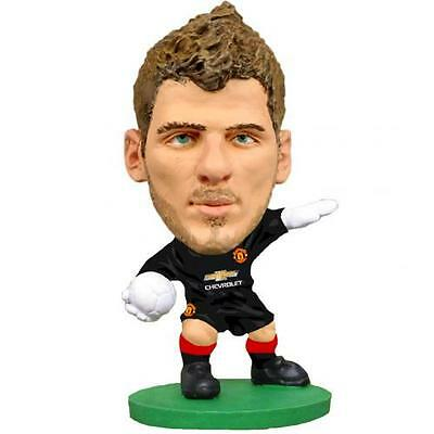Official Licensed Football Manchester United SoccerStarz David De Gea Home New
