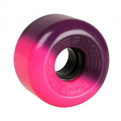SIMS STREET SNAKES WHEELS (SET OF 4) Two Tone Pink/Purple