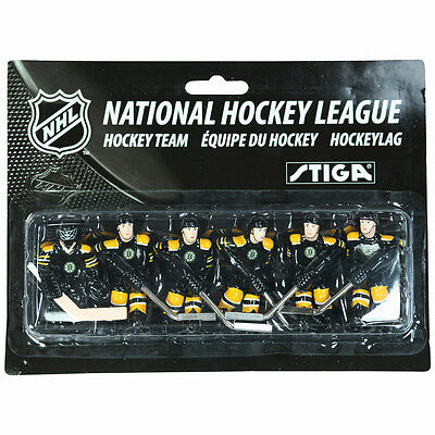 Stiga Table Hockey Team Boston Bruins - Brand New! Free Shipping In Usa Only