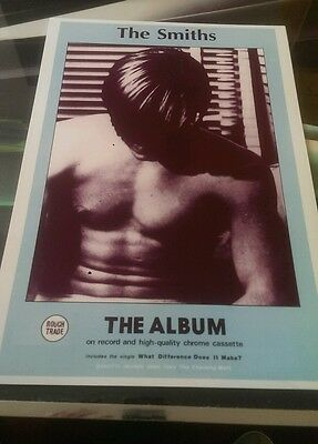 The Smiths The Album poster/ print A3 beautiful quality heavy 300gsm art paper