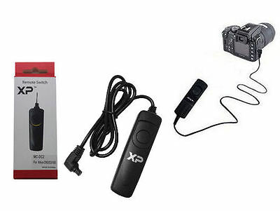 Remote Control Shutter Release RS-80N3 for Canon Camera 40D 50D 7D 5D Mark II