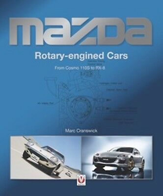 Mazda Rotary-engined Cars from Cosmo 110S to RX-8 book Paper car