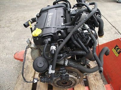 Vauxhall Astra / Corsa / Meriva 1.4 16V Z14Xep Engine *supply+Fit* 33K