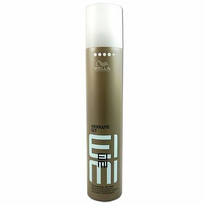 Wella Eimi Absolute Set 300 ml Haarlack Level 4
