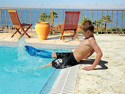 Bloccs Child Full Leg Waterproof Cast & Dressing Protector (Choose Size)