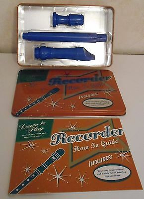 Recorder Musical Instrument - Learn How to Play the Recorder