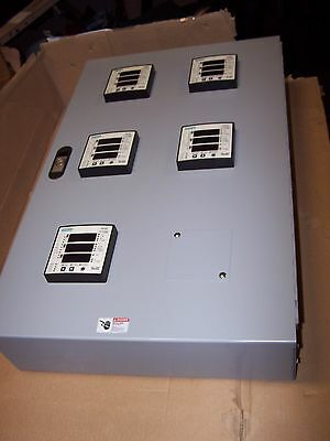 New Siemens 9200 Power Meter Integrated Cabinet 92-Tran With Cqd315