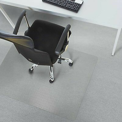 """Office Marshal Polycarbonate Chair Mat for Carpet Floors High Pile - 30"""" x 48..."""