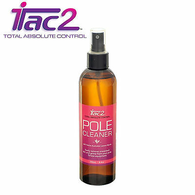 iTac 2 Pole Dancing Fitness Spray Pole Cleaner 250ml / 8.4oz Bottle - Accessory