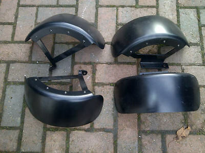 Golf Buggy Single Seat Replacement Mudguards