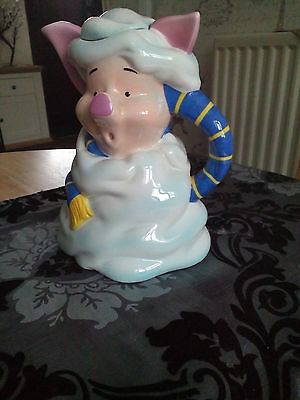 Cardew Collection Piglet Winter Head Teapot, Unboxed