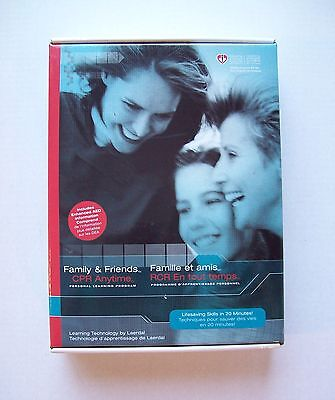 (Brand New) AHA Family & Friends CPR Anytime Kit, Manikin, DVD English & French