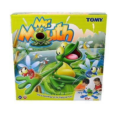 Tomy T72470 Mr. Mouth Game