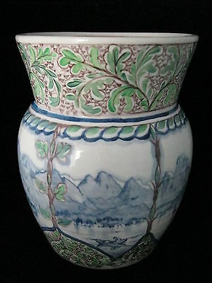 Cotswold School Arts and Crafts Art Pottery Vase