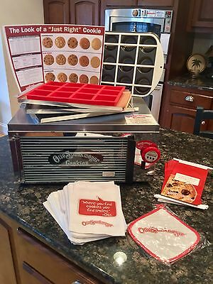 OTIS SPUNKMEYER COOKIE CONVECTION OVEN Lots Of Extras 3 New Trays MUST SEE!
