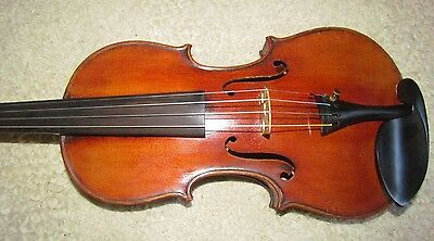 German CARLO MICELLI violin from the MEISEL shop