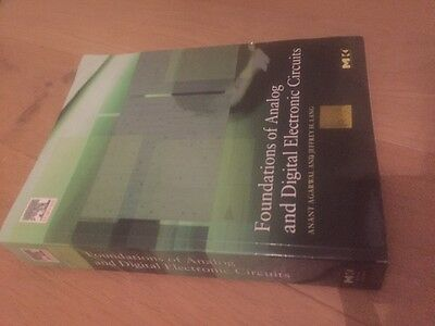 Foundations of Analog and Digital Electronic Circuits Elsevier Agarwal Lang Book