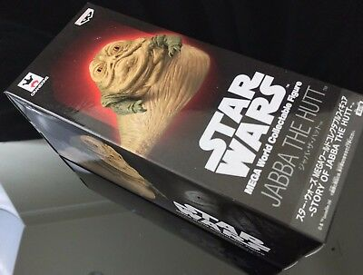 Starwars Mega World Collectibles Figure Figurine Lot Authentic Japan Nib