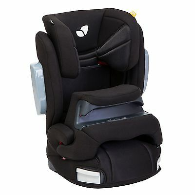 Joie Baby / Child / Kids Trillo Shield Group 1/2/3 Isofix Car Seat Inkwell Black
