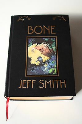Bone One Volume Limited Edition Hardcover Golden Edges Jeff Smith Good Condition