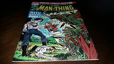 Man-Thing #2 (Feb 1974, Marvel) VF/VF+