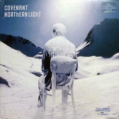 "Covenant ""Northern Light"" - rares 12"" Vinyl - No. 540 from 1.000 Copies"