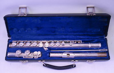 Selmer Flute - with Case - Student Model - SERVICED