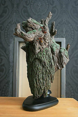 Lord of the Rings LOTR Sideshow WETA Treebeard bust statue collectibles