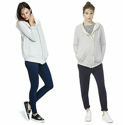 HATCH Collection Maternity The Luxe Hoodie 1 Small