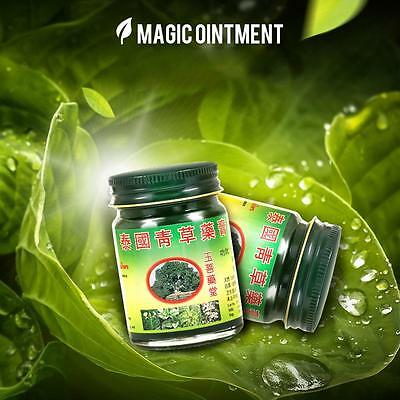 1x NEW Tiger Thai Herbal Balm Strong Relief Pain Anti-inflammatory Swelling BYY