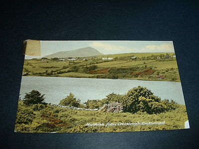 Ireland Postcard  Muckish From Crecslough Donegal