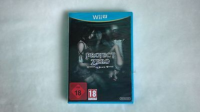 Project Zero: Maiden of Black Water WiiU NEW and SEALED